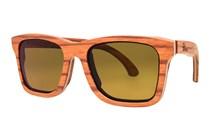 Parkman Sunglasses Steadman Zebrawood