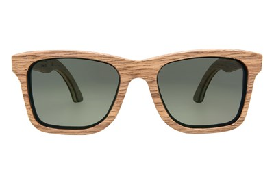 Parkman Sunglasses Steadman Wood Brown