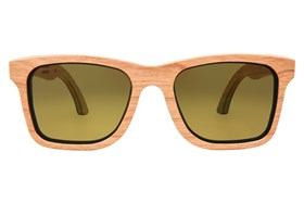 Parkman Sunglasses Steadman Wood Red