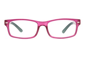 CalOptix Atom Reading Glasses Purple