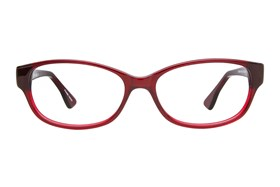 Eight To Eighty Eyewear Sabrina Red