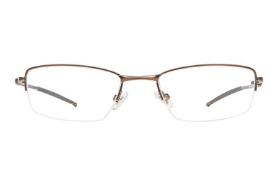 e7a76970791 Discount Semi-Rimless Glasses Frames with Prescription Lenses