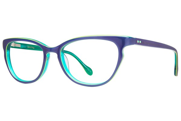 297a519a21 Lilly Pulitzer Foresythe - Buy Eyeglass Frames and Prescription Eyeglasses  Online