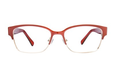 Platinum Eyewear PLO350 Red