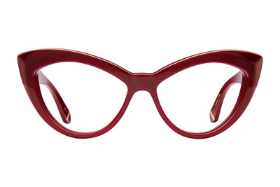 Zac Posen Verushka Red