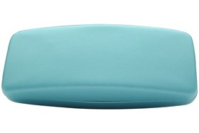 CalOptix Carousel Medium Eyeglass Case Blue