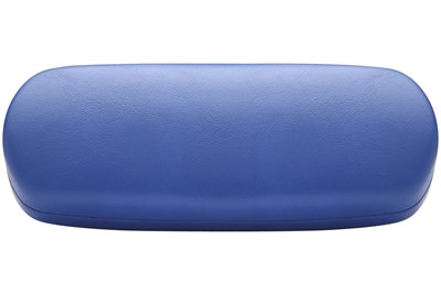 CalOptix Scholar Extra Long Eyeglass Case Blue