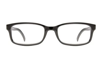 8a3224064202 Foster Grant Boston Reading Glasses Black