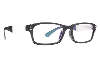 afaf95444b5a ... ThinOPTICS Reading Glasses with Universal Pod Case Bundle - Design. Add  Favorites Press Enter to Add to Favorites Peepers Pier Pressure Black