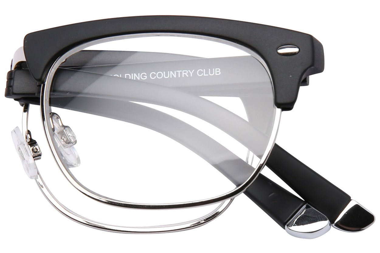 Alternate Image 1 - Eyefolds The Country Club Reader ReadingGlasses - Black