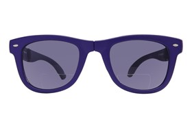 Eyefolds The Beachcomber Sun Reader Blue