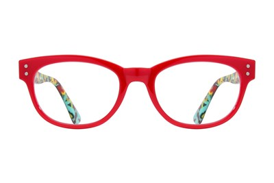 allo Hello Reading Glasses Red