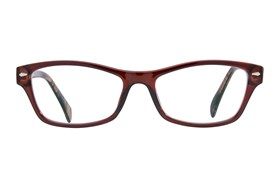 allo Hola Reading Glasses Brown