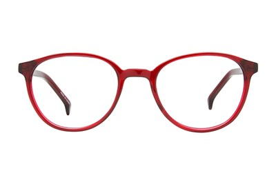 Eight To Eighty Eyewear Downtown Red