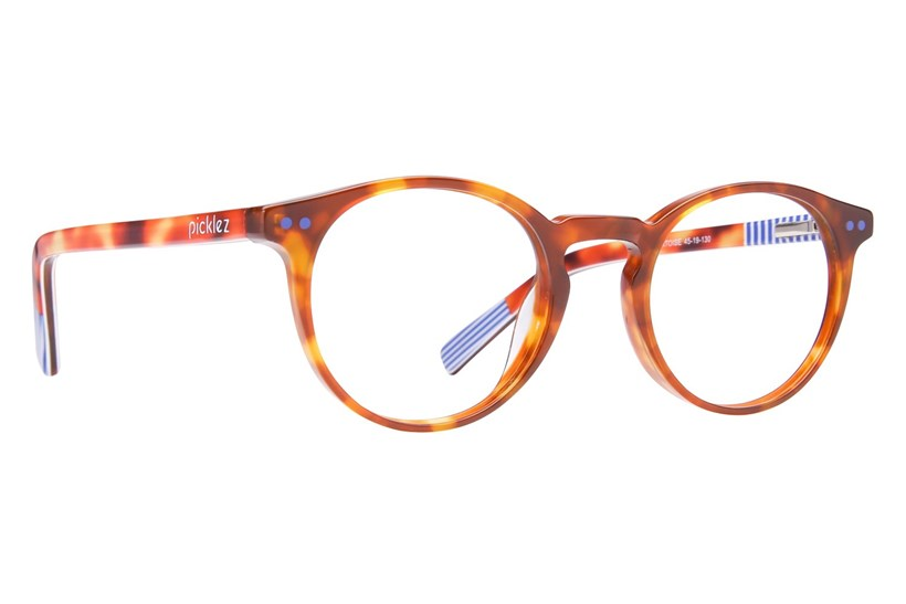 4a3fbc5768 Picklez Baxter Tortoise - Eyeglasses At Discountglasses.Com