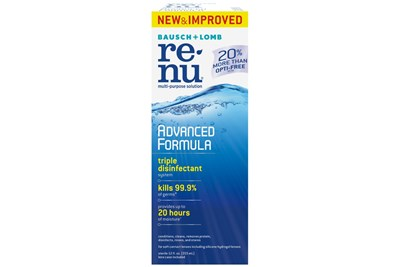 ReNu Advanced Formula Multi-Purpose Solution (12 fl oz)