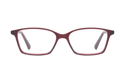Conscious Eyez Harper Reading Glasses Red