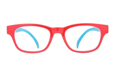 Evolutioneyes EY8343Z Reading Glasses Red