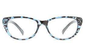 Max Edition MER5 Reading Glasses Blue