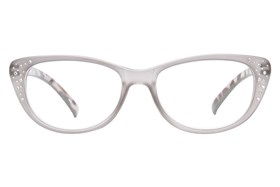 Max Edition MER5 Reading Glasses Gray