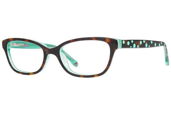 Lulu Guinness LK006 - Buy Eyeglass Frames and Prescription ...
