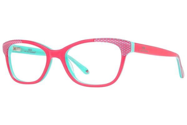 1e49bcffefe Lulu Guinness LK009 - Buy Eyeglass Frames and Prescription ...