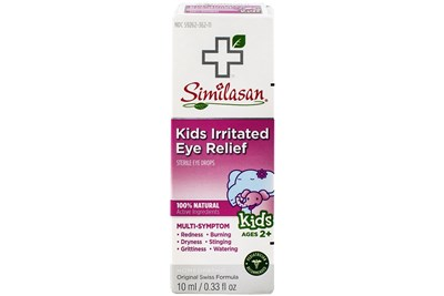 Similasan Kids Irritated Eye Relief (.33 fl oz)