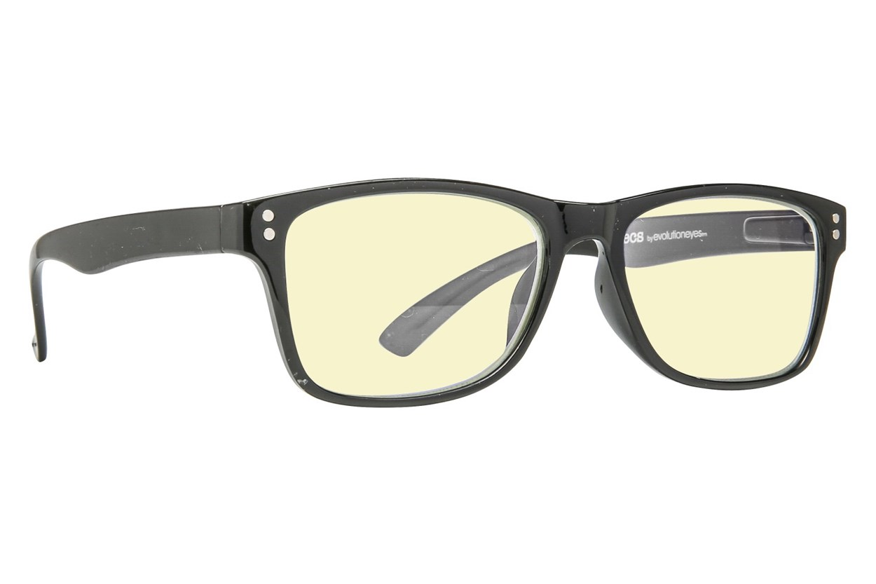 Evolutioneyes E-Specs Computer Readers ReadingGlasses - Black