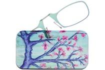 ThinOPTICS Reading Glasses with Universal Pod Case Bundle - Design