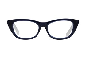 Lunettos Alya Reading Glasses Blue