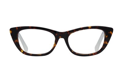 Lunettos Alya Reading Glasses Brown