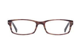 Lunettos Heze Reading Glasses Brown