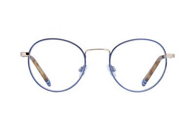 Lunettos Baham Reading Glasses Blue
