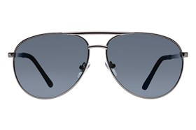 Anarchy Air Boss Polarized Gray
