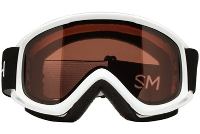 Smith Optics Cascade Classic Ski Goggles White