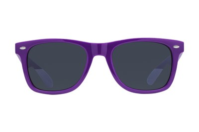NCAA Clemson Tigers Beachfarer Sunglasses Purple