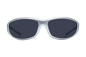 NFL Dallas Cowboys Wrap Sunglasses Silver