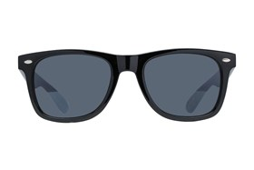 NFL Oakland Raiders Beachfarer Sunglasses Black