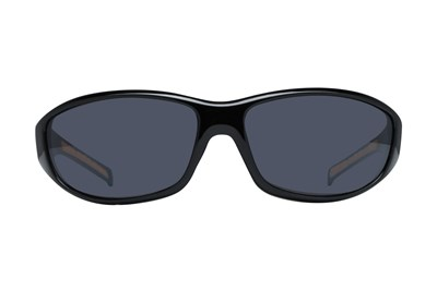 NFL Pittsburgh Steelers Wrap Sunglasses Black