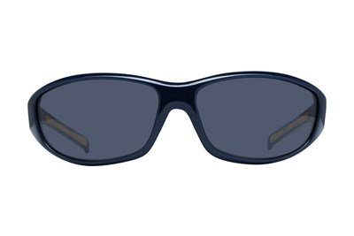NCAA West Virginia Mountaineers Wrap Sunglasses Blue