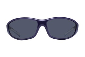 NCAA Washington Huskies Wrap Sunglasses Purple