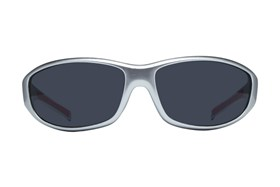 NFL New England Patriots Wrap Sunglasses Silver