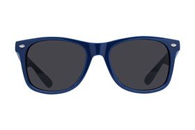 NCAA West Virginia Mountaineers Beachfarer Sunglasses Blue