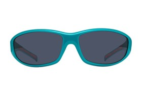 NFL Miami Dolphins Wrap Sunglasses Turquoise
