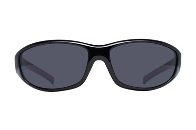 NFL Tampa Bay Buccaneers Wrap Sunglasses Black