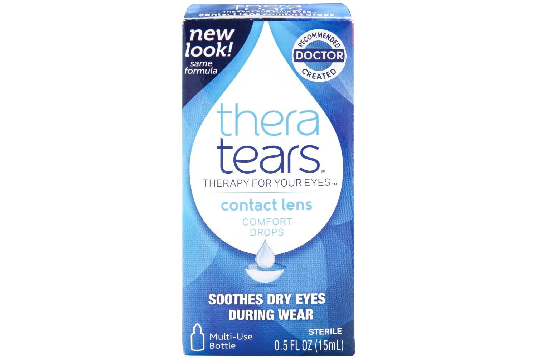 Thera Tears Contact Lens Comfort Drops (.5 oz)