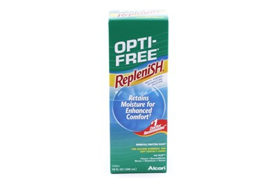 Opti-Free Replenish (10 fl. oz.)