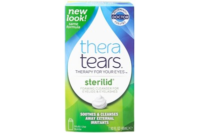 Thera Tears SteriLid Cleanser