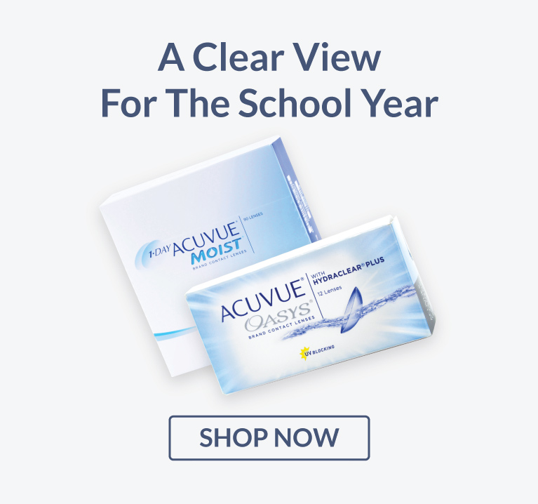 Shop Acuvue Contacts