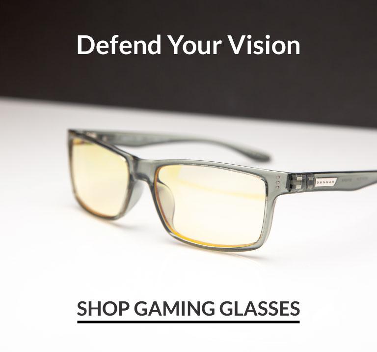 Shop Gaming Glasses